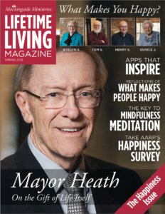 Lifetime Living Magazine: The Happiness Issue