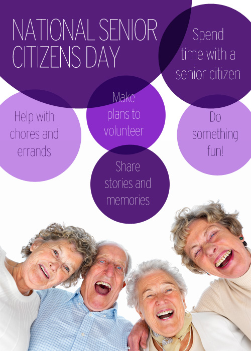 National Senior Citizens Day | Morningside Ministries San Antonio, TX