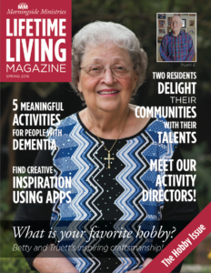 Lifetime Living Magazine: The Hobby Issue
