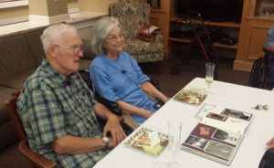 Senior Sweethearts Celebrate Anniversaries at Morningside Ministries at The Manor