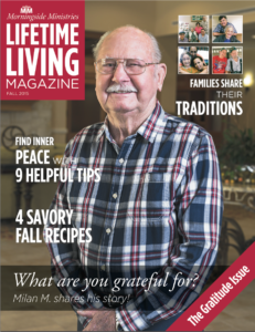 Lifetime Living Magazine: The Gratitude Issue