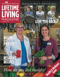 Lifetime Living Magazine: The Health & Wellness Issue