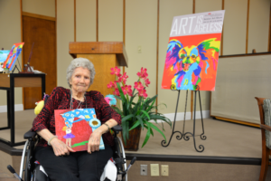 "Morningside and ARTS San Antonio Host ""Art is Ageless"" Resident Art Show"