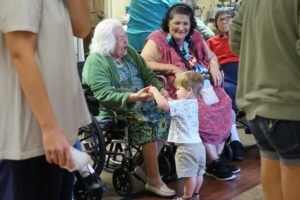 Music Makers Program Establishes a Harmonious Relationship Between Seniors and Toddlers