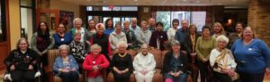 50 Years of Hearts and Hands: Celebrating the Auxiliary of Morningside Manor